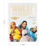 Biblia dla rodziny. Pamiątka z Grawerem na Chrzest 2