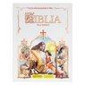 Biblia na Chrzest Komunie dla Dzieci Dedykacja 2