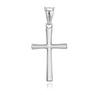 Srebrny krzyżyk / na I Komunię Św./ dla mężczyzny / dla kobiety / pr. 925 3