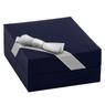 Srebrny krzyżyk z łańcuszkiem / na I Komunię Św. / Chrzest Św. / pr. 925 / Dedykacja w pudełku 8