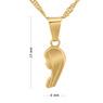 Złoty medalik z Matką Boską pr. 585 Pamiątka Chrzest Święty Komunia Bierzmowanie GRAWER niebieska kokardka 4