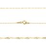 Złoty medalik z Matką Boską pr. 585 Pamiątka Chrzest Święty Komunia Bierzmowanie GRAWER różowa kokardka 1